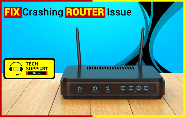 Fix Crashing Router Issue