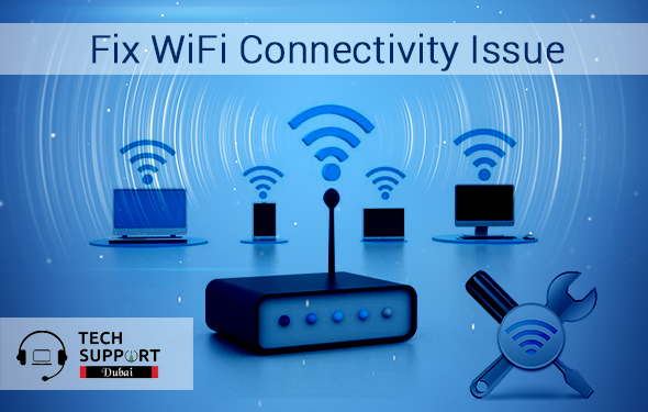 Fix WiFi Connectivity Issue