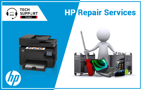 HP Repair Services