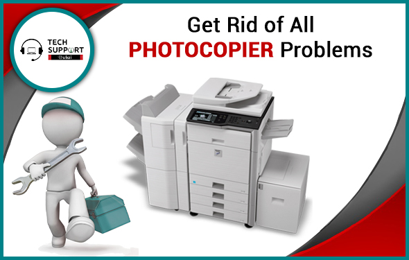 Get Rid of All Photocopier Problems