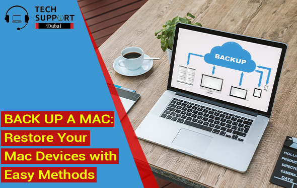 back Up a Mac: Restore Your Mac Devices with Easy Methods