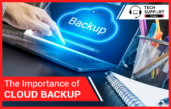 Importance of Cloud Backup