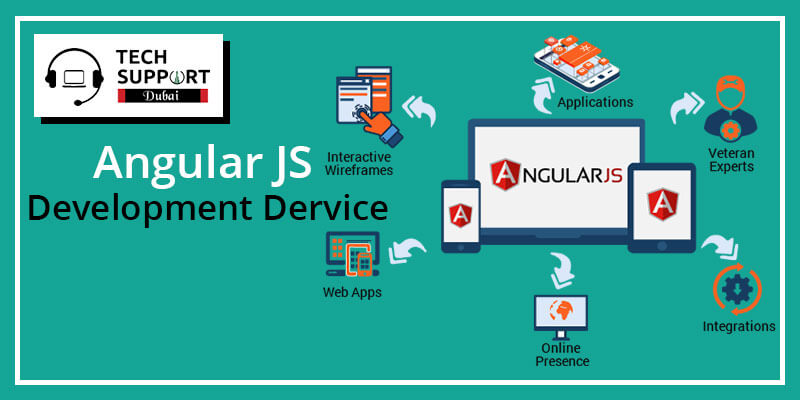Angular JS development Dubai