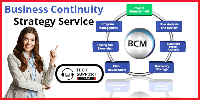 Business Continuity Strategy Service