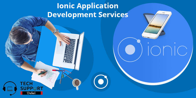 Ionic application development services