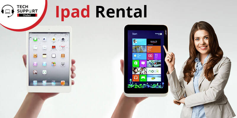 iPad Rental Services
