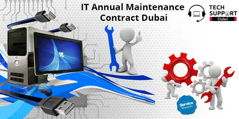 IT Annual Maintenance Contract Dubai