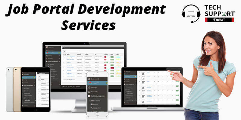 Job Portal Development services