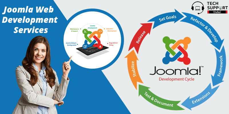 Joomla Web Development services