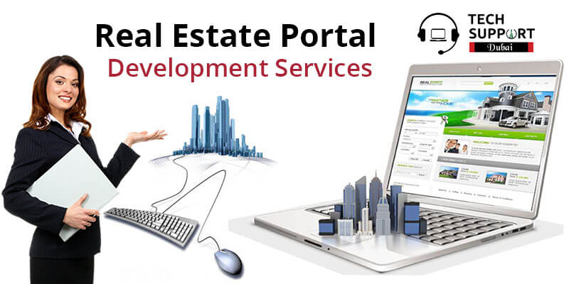 Real Estate Portal Development Services