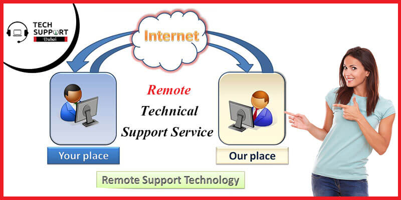 Remote Technical Support Service