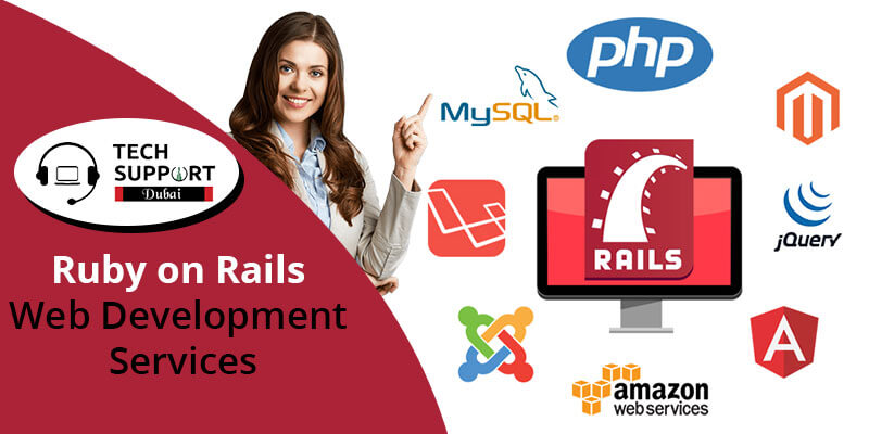 Ruby on Rails web development services