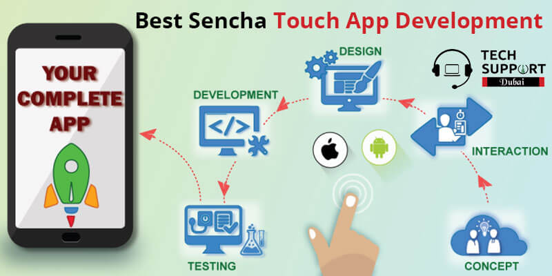Sencha Touch App Development