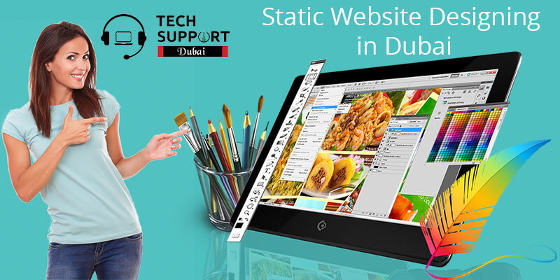 Static Web Designing Services