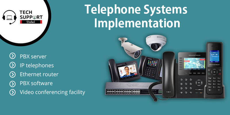 Telephone Systems Implementation