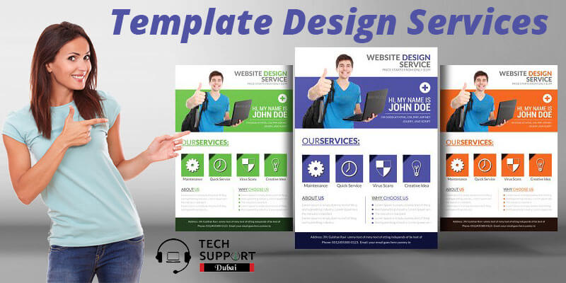 Template Design Services