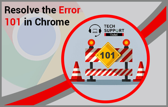 ERR_CONNECTION_RESET how to resolve the error 101 in Chrome
