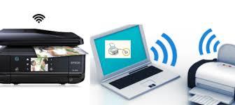 Epson L355 Wi-Fi Setup